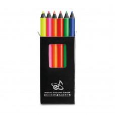 """Caixa 6 lápis de cor """"Memling"""""""