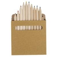 Caixa 12 lápis de cor