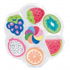 "Conjunto de borrachas ""Fresh Fruit"""